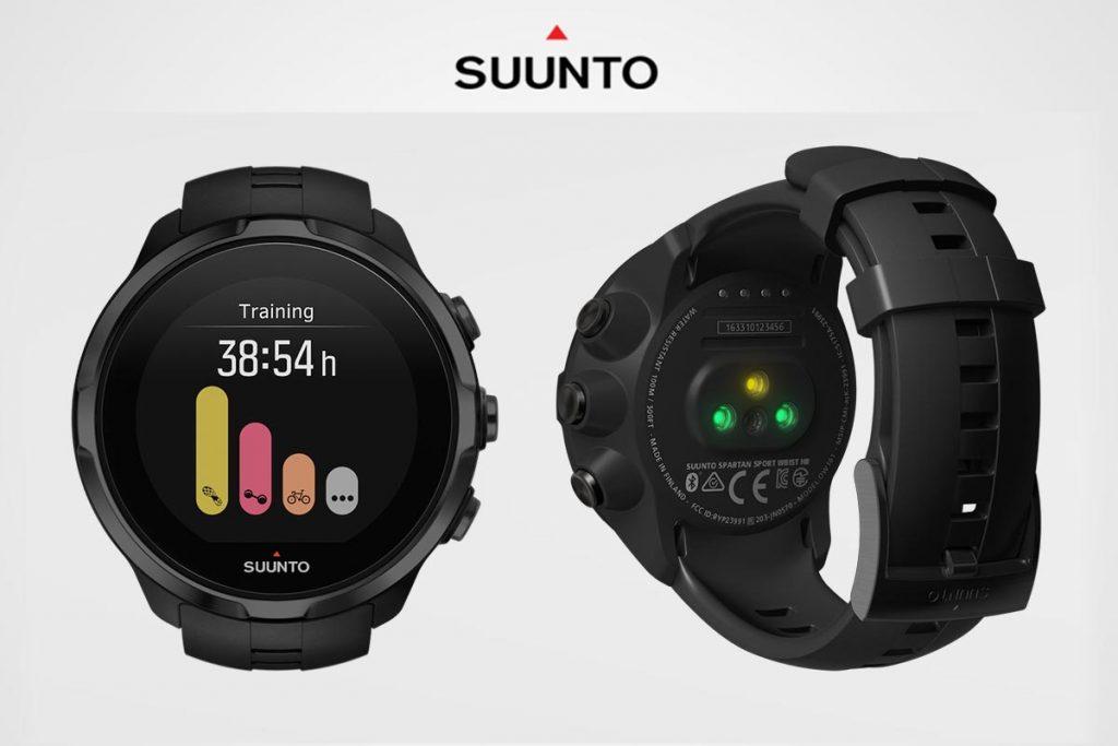 Suunto Spartan Sport Wrist HR - Nero