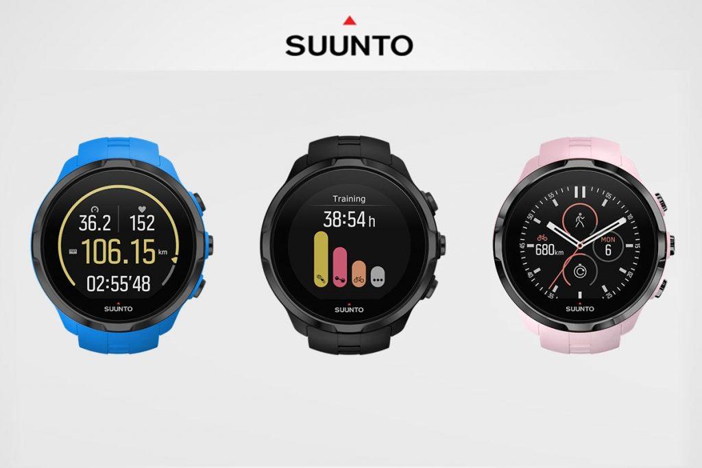 Suunto Spartan Sport Wrist HR - tutte le colorazioni