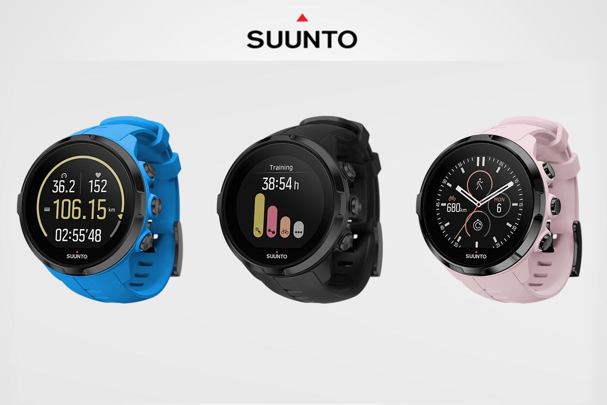 Suunto Spartan Sport Wrist HR - Collection