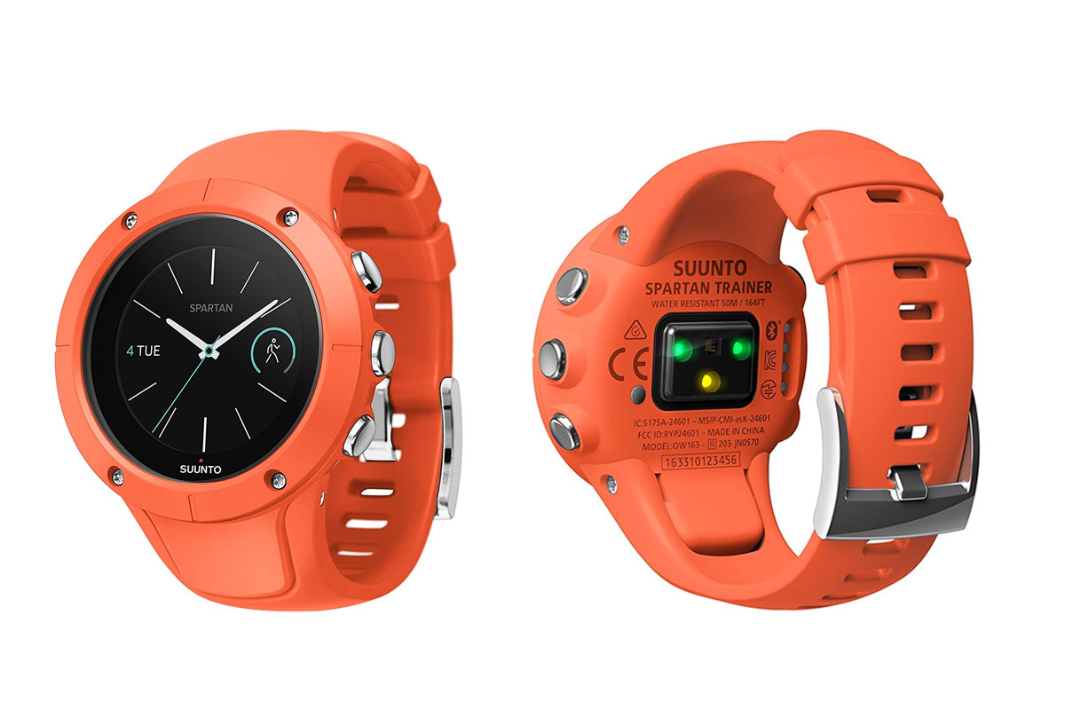 Suunto Spartan Trainer - image from Amazon US