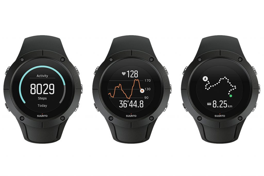 Suunto Spartan Trainer - display