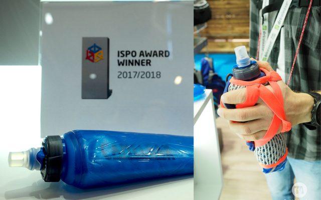 ISPO 2017, Nuova Quick Stow Flaks da CamelBak