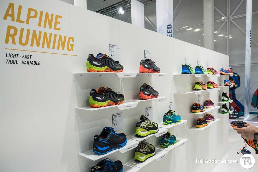 Collezione scarpe AW2017 Dynafit Alpine Running