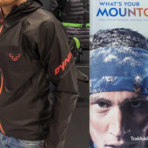ISPO 2017, collezione Dynafit Alpine Running Winter 17/18
