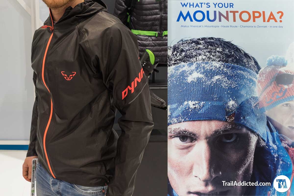 Dynafit Jacket with Gore-Tex Active