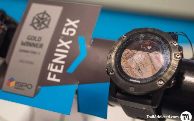 ISPO2017 – Garmin Fenix 5X primo contatto