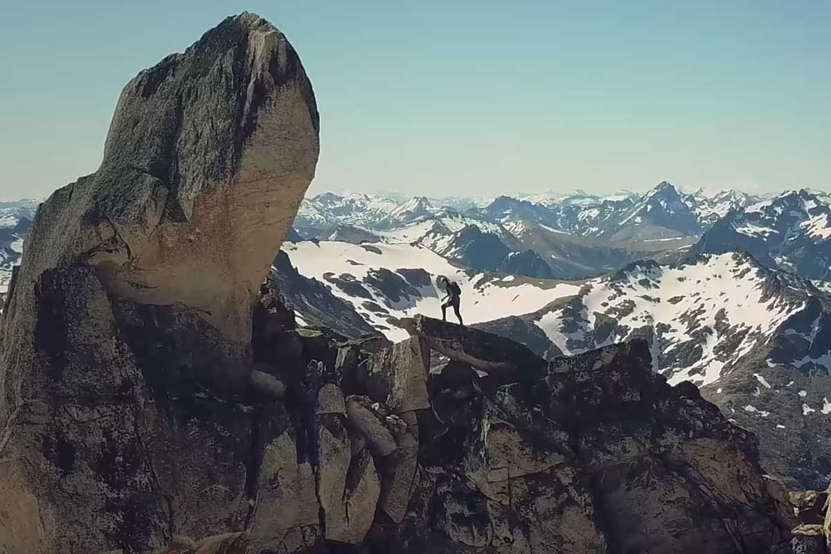 Into Patagonia – Dakota Jones, Wandering Fever film e la Patagonia