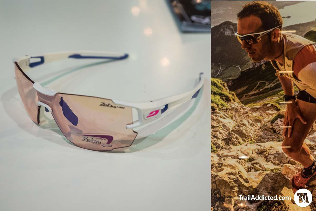 ISPO2017 Julbo presenta AeroLite, occhiali ultraleggeri e perfetti per trail running