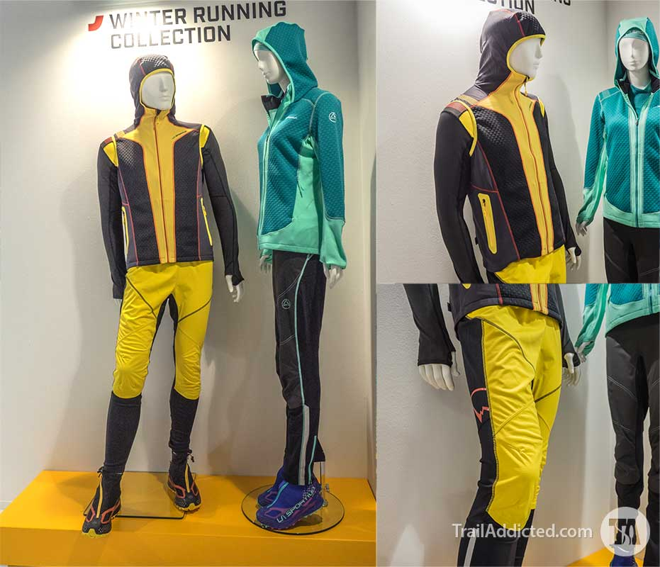 La Sportiva WinterMountainRunning Collection FW17