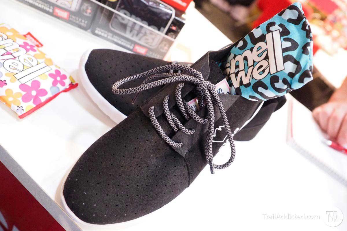 SmellWell elimina l'odore delle vostre scarpe da trail