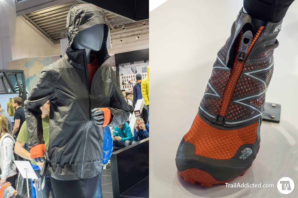 ISPO 2017, The North Face presenta le novità trail running per la stagione FW2017