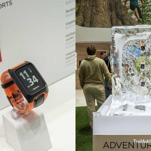 ISPO2017 TomTom Adventurer, primo contatto con l'Outdoor GPS di TomTom