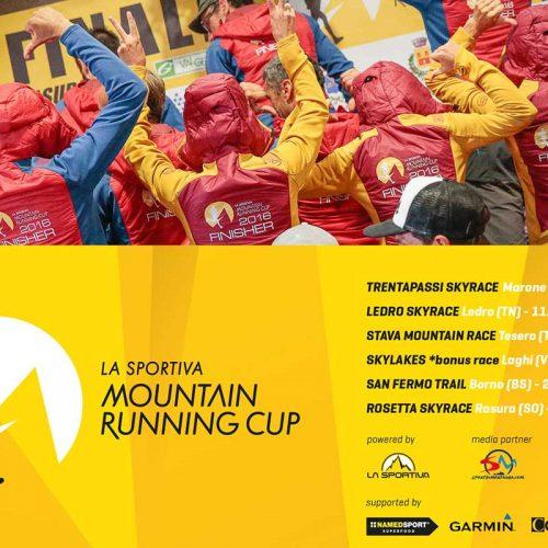 Voglia di Skyrunning? Ecco le date del circuito La Sportiva Mountain Running Cup 2017