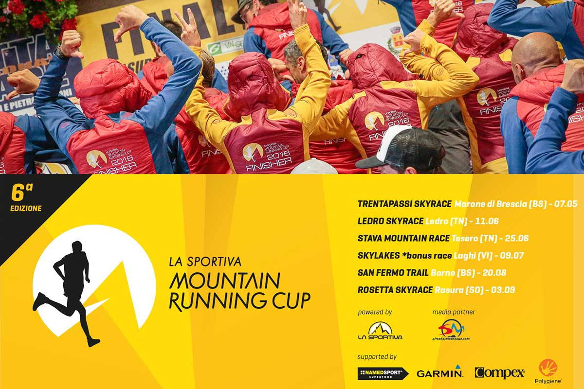 Calendario La Sportiva Mountain Running Cup 2017