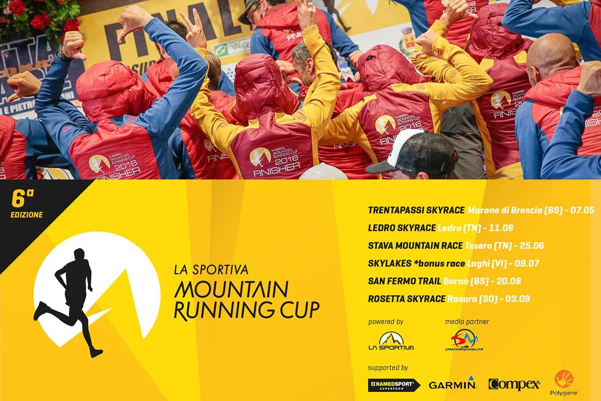 Calendario La Sportiva Mountain Running Cup 2017
