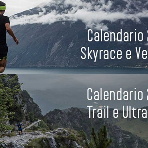 Il calendario con tutte le gare Trail, Ultra Trail, Skyrace e Vertical in Italia