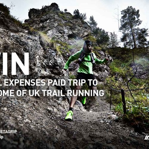 Vinci 5 giorni di trail running nel Lake District con Inov-8! #GetAGripCompetition