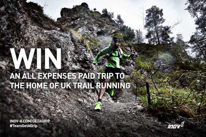 Vinci 5 giorni di trail running nel Lake District con Inov-8! #GetAGripCompetition