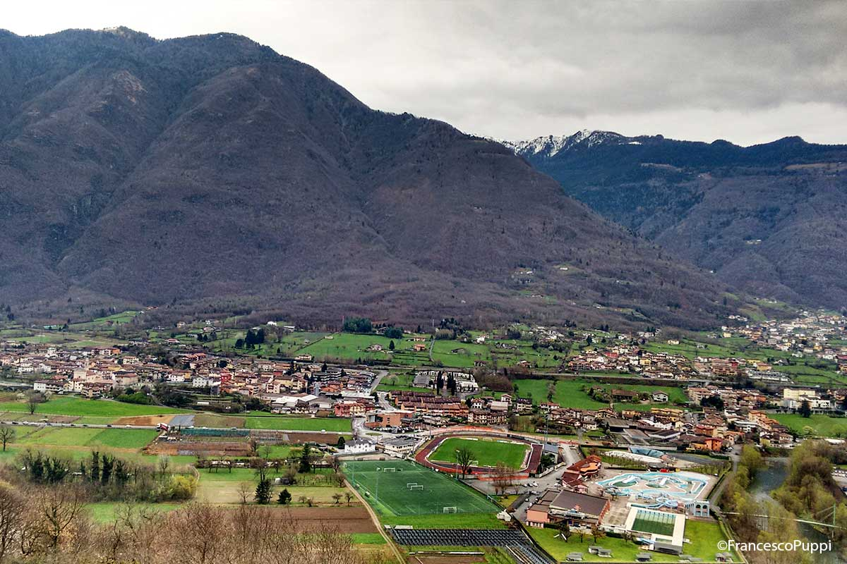 Darfo sede del raduno del Mountain Running Italian Team