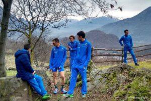 Mountain Runner Italian Team