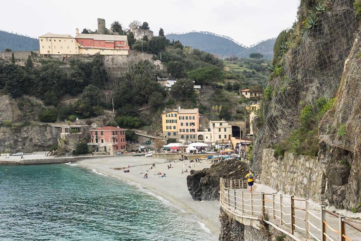 Sciacchetrail arrivo a Monterosso