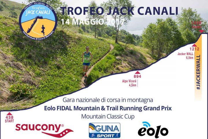 Presentazione 45° Trofeo Jack Canali