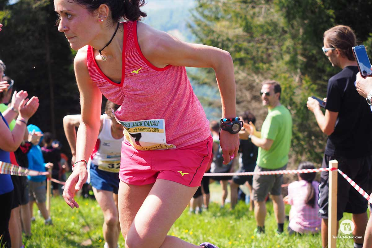 Samantha Galassi a due passi dalla vittoria 2016
