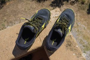 Mizuno Wave Hayate 3, fit di precisione