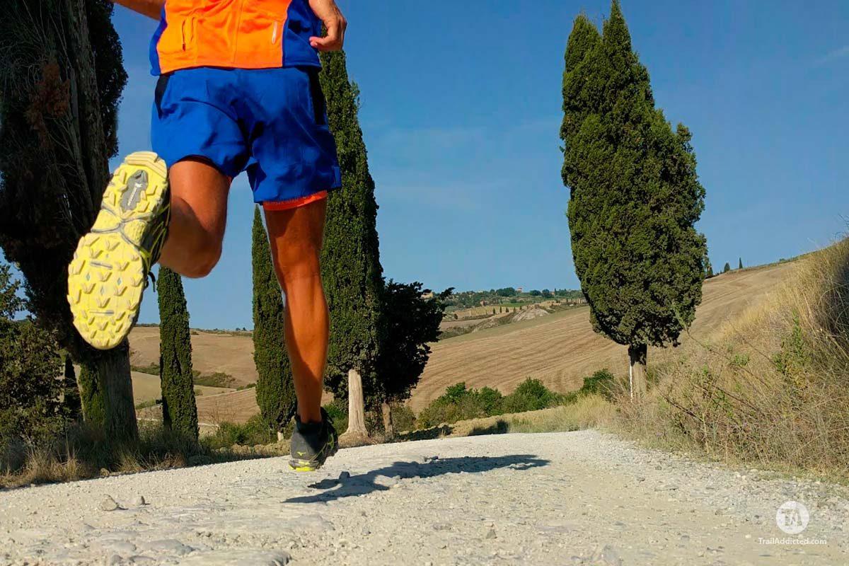 Recensione Mizuno Wave Hayate 3, grip Michelin e Wave per il trailrunning veloce