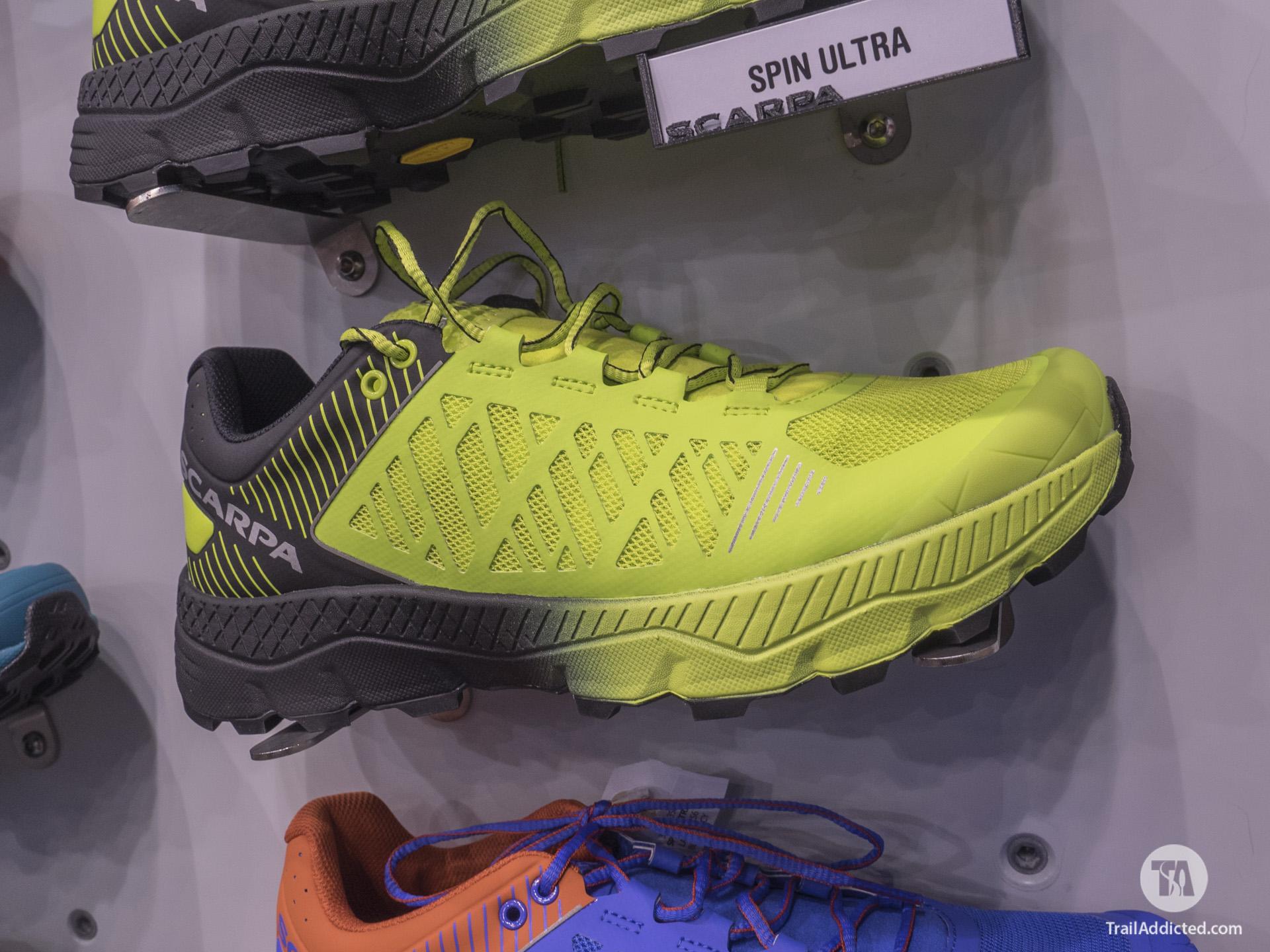 SCARPA Spin Uomo Trail Running